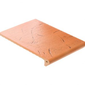Клинкерная ступень флорентинер ABC Antik Sandstein, 335*240*10 мм