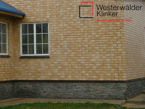 Клинкерные термопанели WesterWalder klinker WK52 Naturbeige