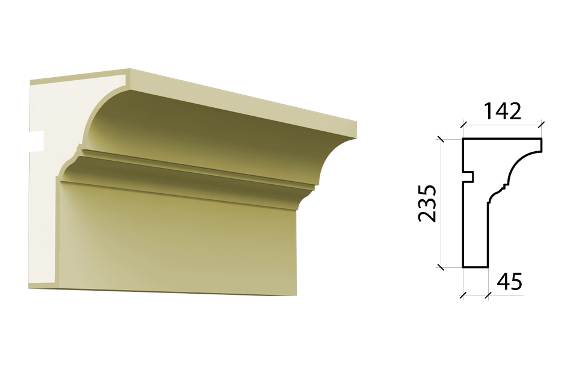 Межэтажный пояс Schlutte MPF-520