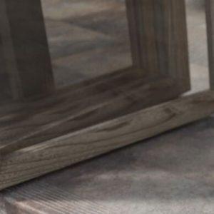 Подступенник структурный Paradyz Viano Grys, 300*148*11 мм