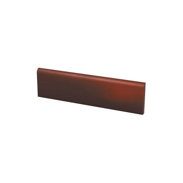 Цоколь гладкий Paradyz Cloud Brown, 300*81*11 мм