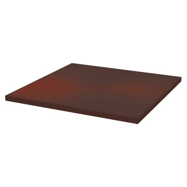 Напольная клинкерная плитка Paradyz Cloud Brown, 300*300*11 мм