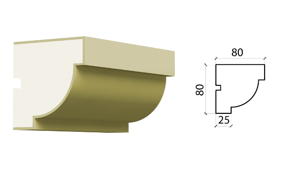 Подоконник Schlutte PDF-305