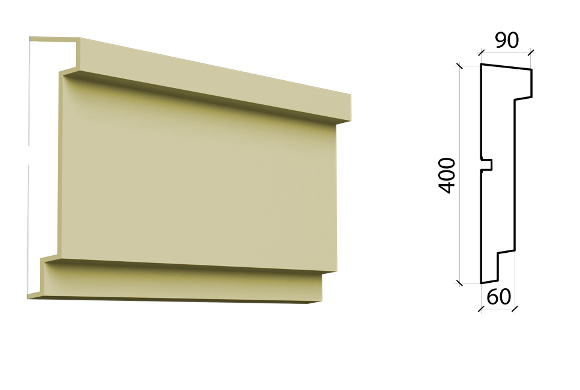 Межэтажный пояс Schlutte MPF-567