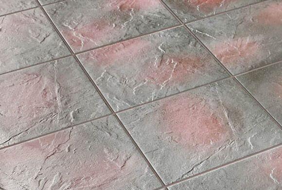 Угловая клинкерная ступень простая Paradyz Semir Rosa, 300*300*11 мм