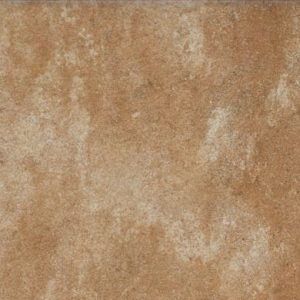 Фронтальная клинкерная ступень простая Paradyz Ilario Ochra, 300*300*11 мм