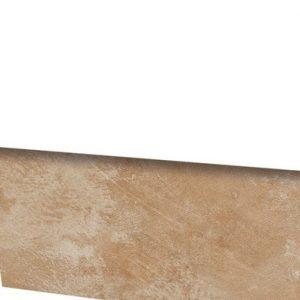 Цоколь структурный Paradyz Ilario Beige, 300*81*11 мм