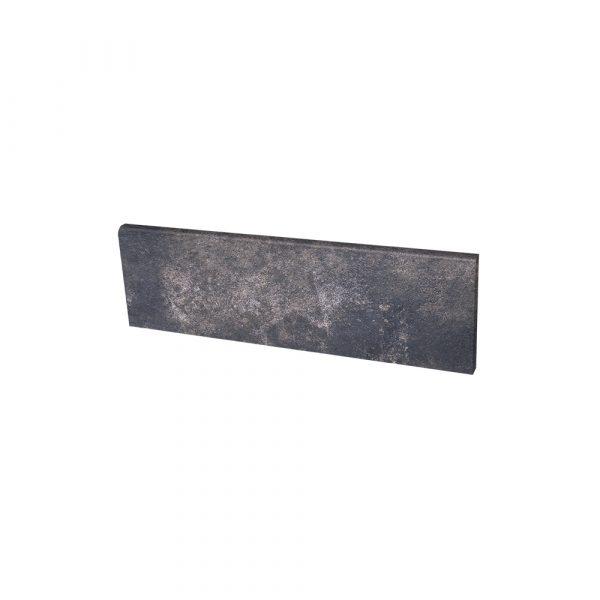 Цоколь структурный Paradyz Viano Antracite, 300*81*11 мм