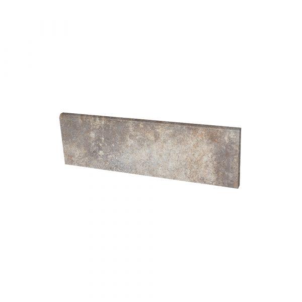 Цоколь структурный Paradyz Viano Grys, 300*81*11 мм