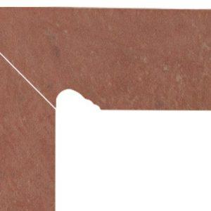 Цоколь гладкий правый/левый Paradyz Cotto Naturale, 300*81*11 мм