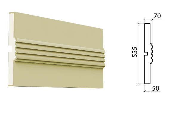 Межэтажный пояс Schlutte MPF-558