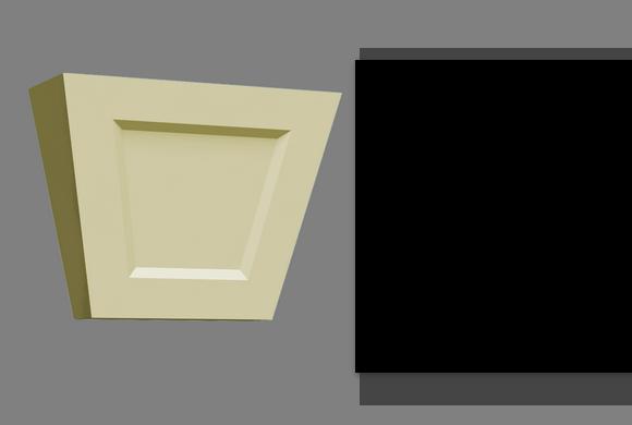 Замковый камень Schlutte ZK-06