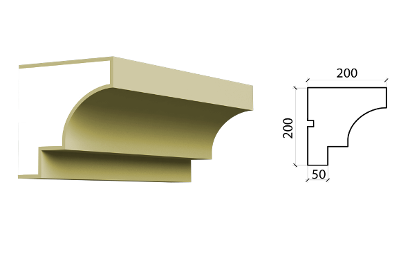 Подоконник Schlutte PDF-337