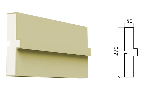 Межэтажный пояс Schlutte MPF-527
