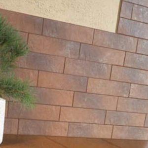 Угловая клинкерная ступень с капиносом Paradyz Semir Beige, 330*330*11 мм