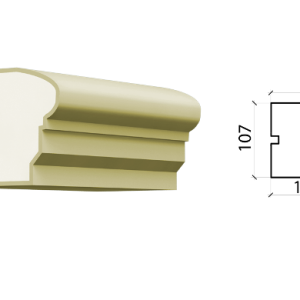 Подоконник Schlutte PDF-314
