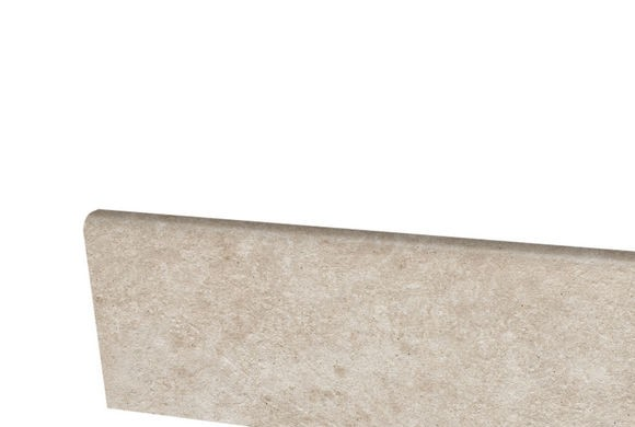 Цоколь структурный Paradyz Viano Beige, 300*81*11 мм