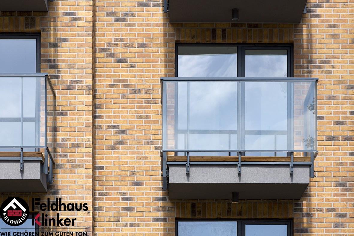 Feldhaus Klinker R286 Nolani Rustico Carbo 19