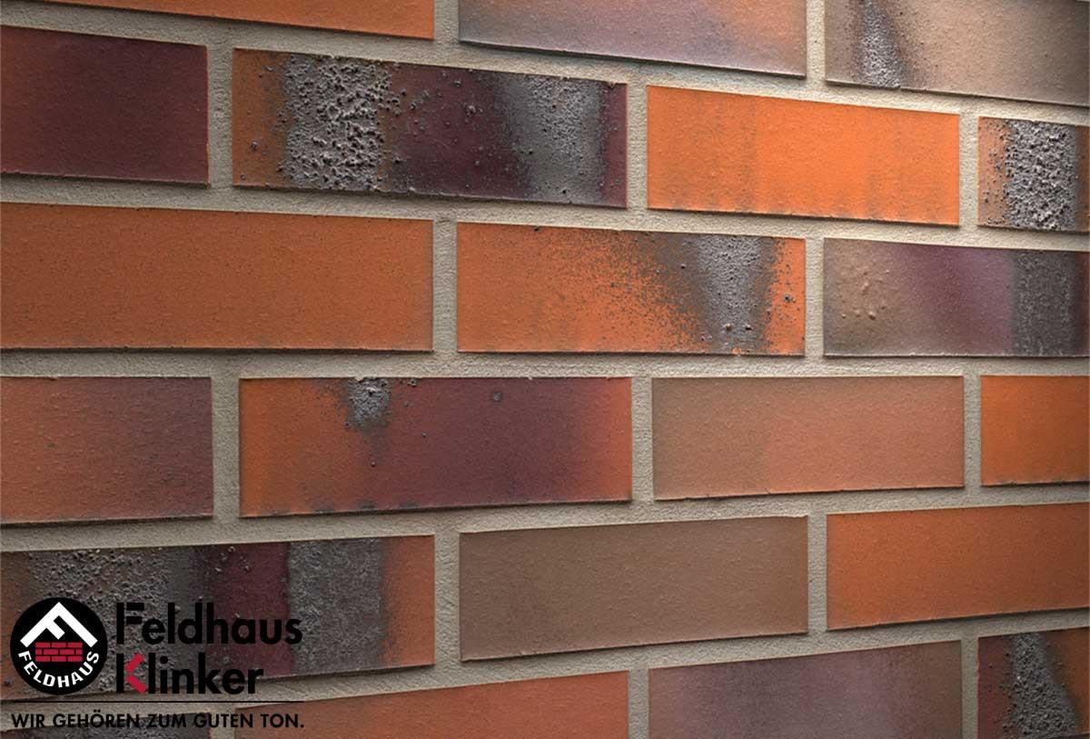 Feldhaus Klinker R562 Carbona Terreno Bluastro 1