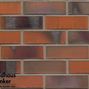 Feldhaus Klinker R562NF14 carbona terreno bluastro
