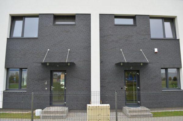 Клинкерные термопанели Feldhaus Klinker R700 anthracit liso