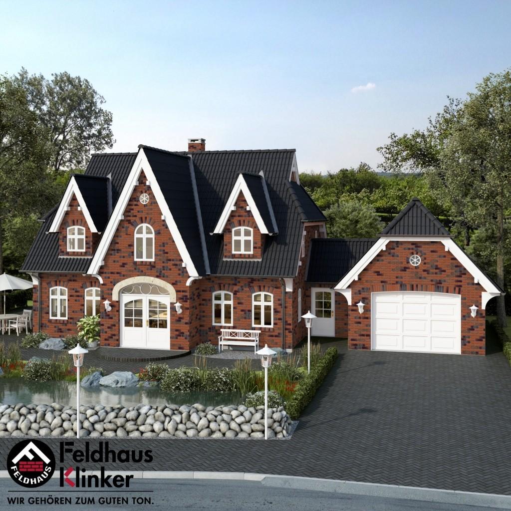 Feldhaus Klinker R715 Accudo Terreno Bluastro 4