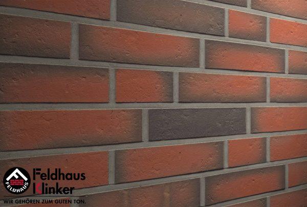 Клинкерные термопанели Feldhaus Klinker R719 accudo terreno