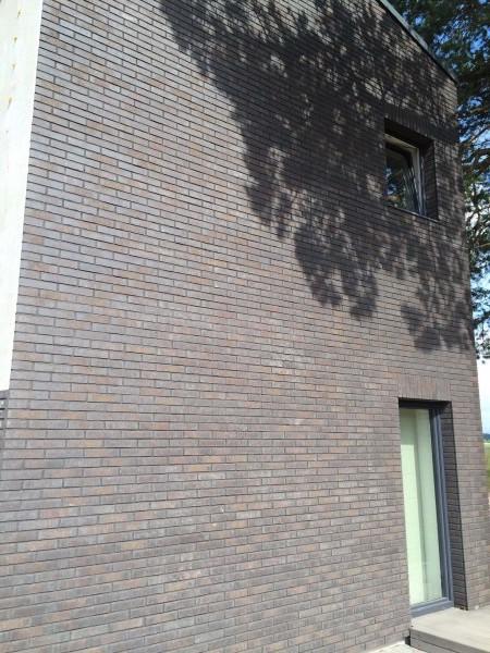Клинкерные термопанели Feldhaus Klinker R737 vascu vulcano verdo