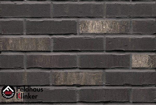 Клинкерные термопанели Feldhaus Klinker R739 vascu vulcano blanca