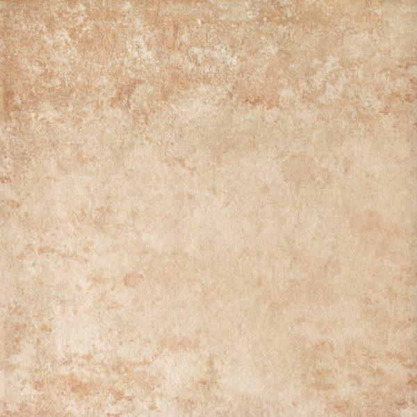 Угловая клинкерная ступень с капиносом Paradyz Ilario Beige, 330*330*11 мм
