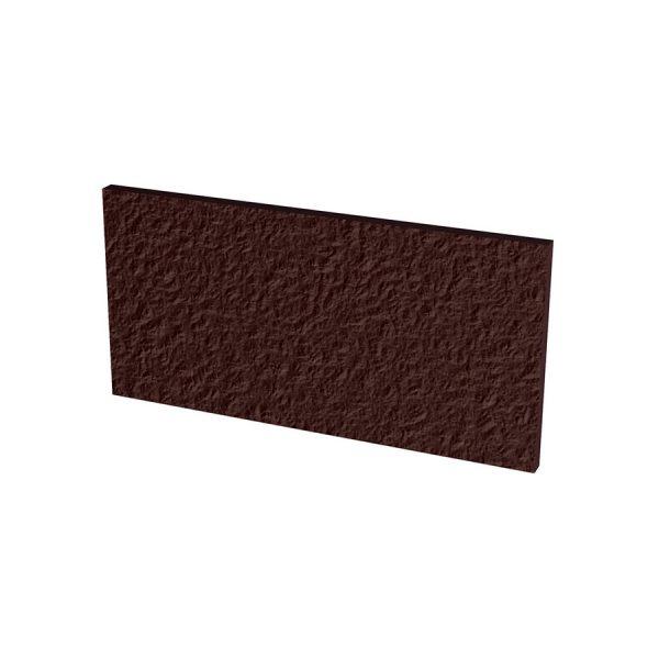 Подступенник структурный Paradyz Natural Brown Duro, 300*148*11 мм