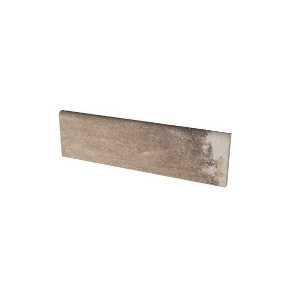 Цоколь структурный Paradyz Scandiano Rosso, 300*81*11 мм