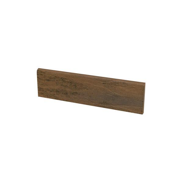 Цоколь структурный Paradyz Semir Beige, 300*81*11 мм
