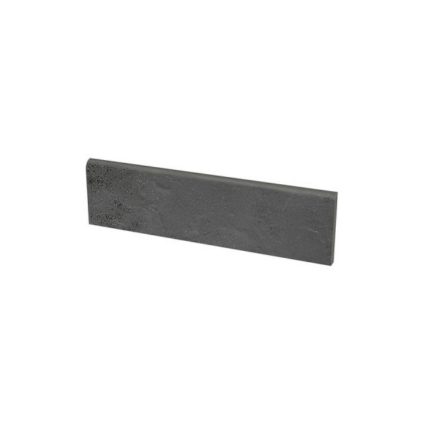 Цоколь структурный Paradyz Semir Grafit, 300*81*11 мм