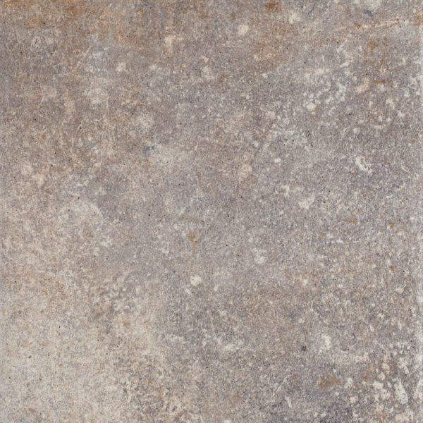 Фронтальная клинкерная ступень простая Paradyz Viano Grys, 300*300*11 мм
