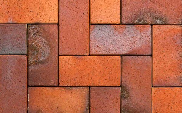 ABC Ember (orange-gelb-Kohlebrand), 200х100х52 мм