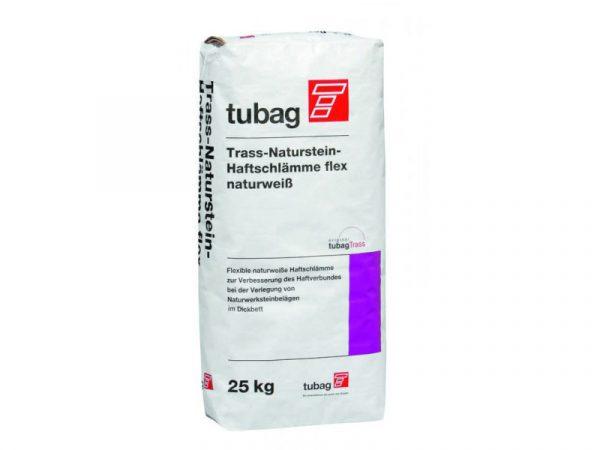 TNH-flex Трассовый раствор-шлам для повышения адгезии природного камня, белый quick-mix