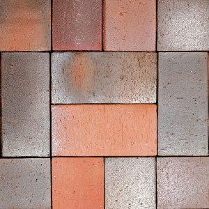 Roben Altona blau-rot, ungefast, 240x118x52 мм