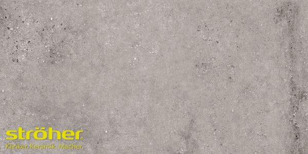 Клинкерная напольная плитка Stroeher GRAVEL BLEND 962 grey 30x30, 294x294x10 мм