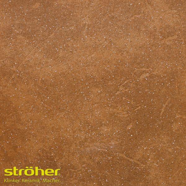 Клинкерная ступень флорентинер Stroeher ROCCIA 839 ferro 25, 9240, 340x240x12 мм