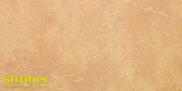 Клинкерная напольная плитка Stroeher ROCCIA 834 giallo 30x30, 294x294x10 мм