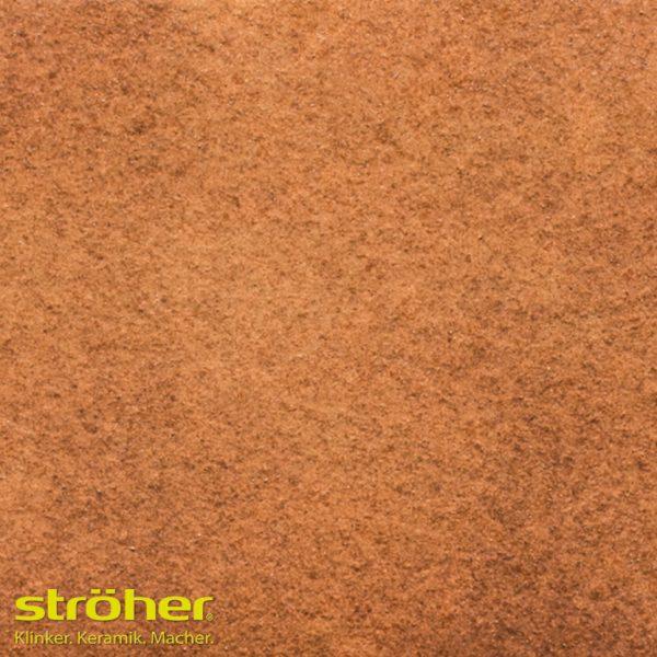 Клинкерная ступень флорентинер Stroeher DURO 804 bossa 25, 9240, 340х240х12 мм
