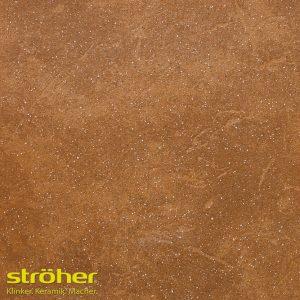 Клинкерная напольная плитка Stroeher ROCCIA 839 ferro 30x30, 294x294x10 мм