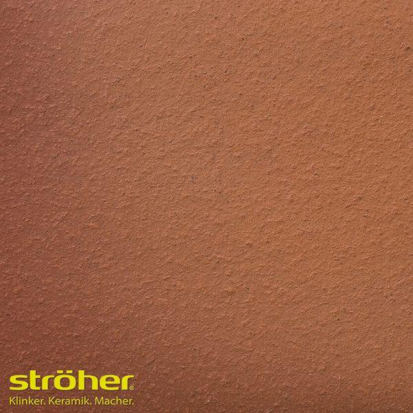 Клинкерная напольная плитка Stroeher TERRA 316 patrizierrot ofenbunt 24x24, 240x240x12 мм