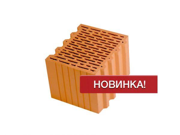 Крупноформатный керамический блок Porotherm 30, М200, 300х250х219 мм