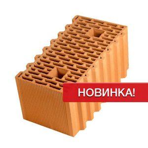 Крупноформатный керамический блок Porotherm 51 GL, М100, 510х250х219 мм