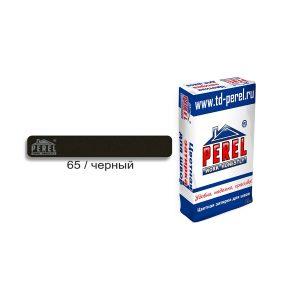 Затирка PEREL RL 0465 черный, 25 кг