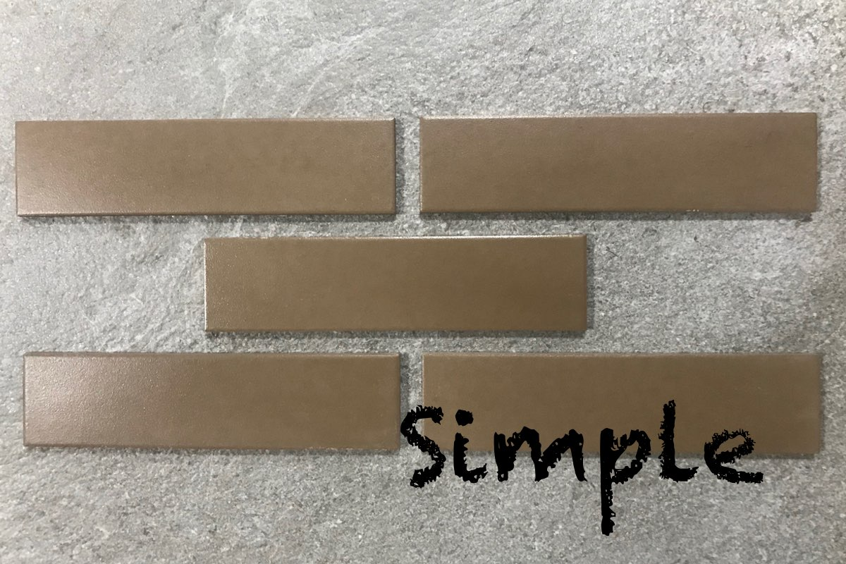 Simple Brown