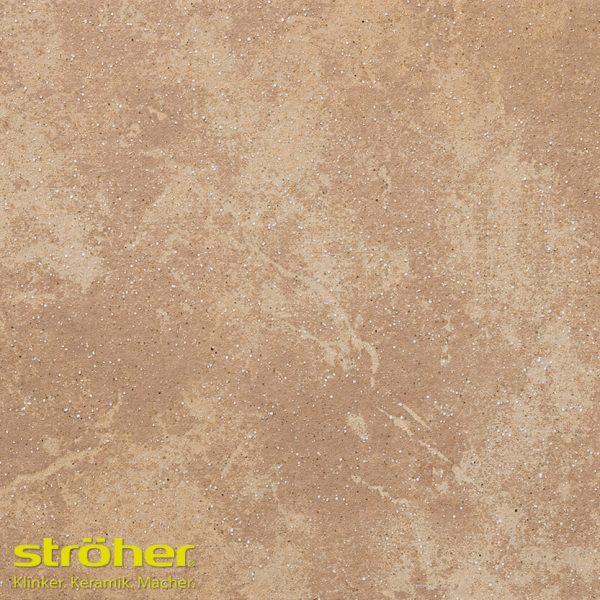 Клинкерная ступень флорентинер Stroeher ROCCIA 835 sandos 25, 9240, 340x240x12 мм