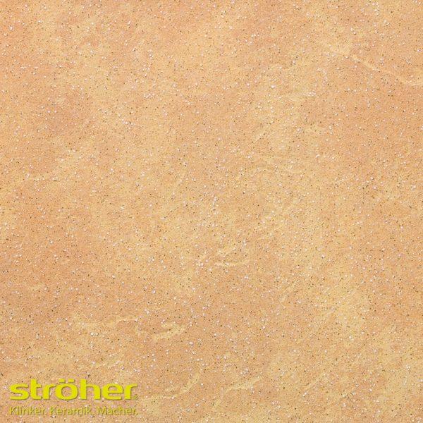 Клинкерная ступень флорентинер Stroeher ROCCIA 834 giallo 25, 9240, 340x240x12 мм